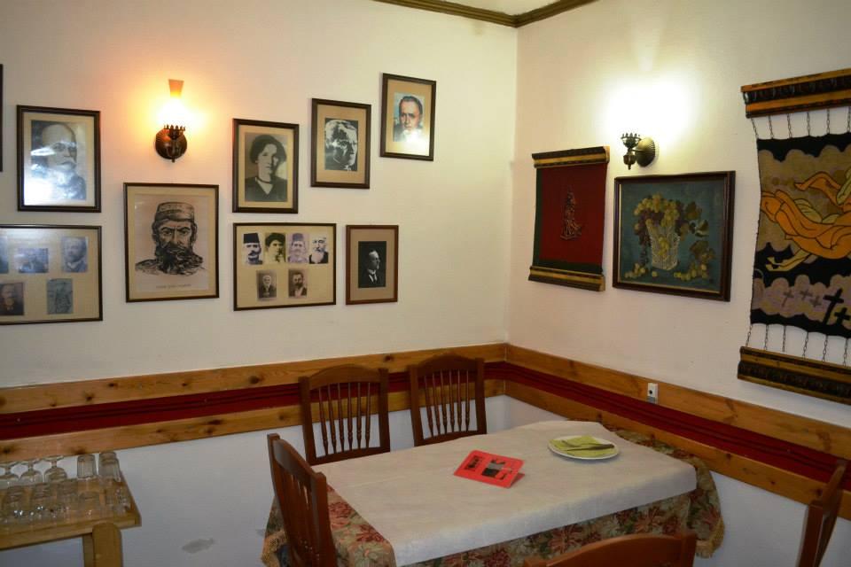 Oda Restaurant Tirana