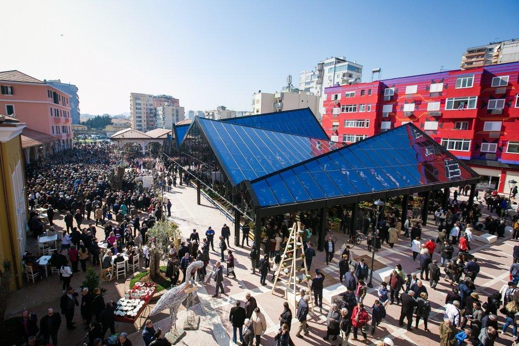 tirana shoping square