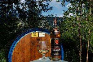 Skenderbeu cognac