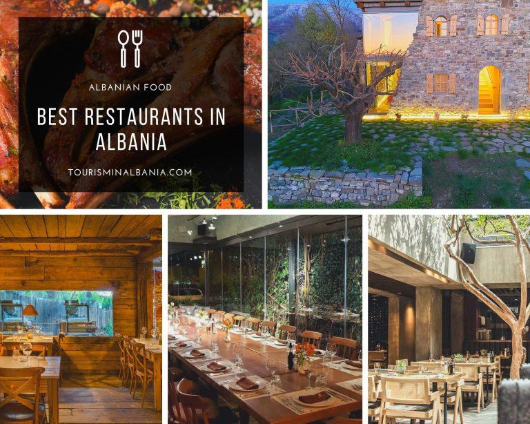Best Restaurants in Albania