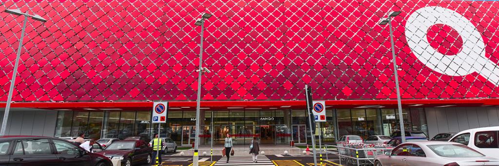 Univers shopping mall Tirana