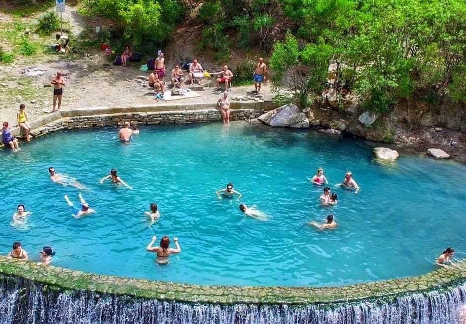 Benja Thermal Baths, Albania