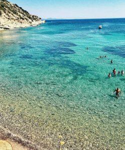Karaburun beach