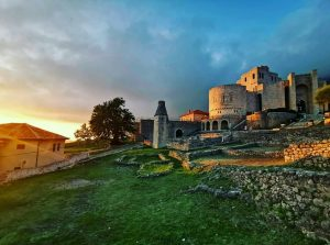 Kruja castle Albania