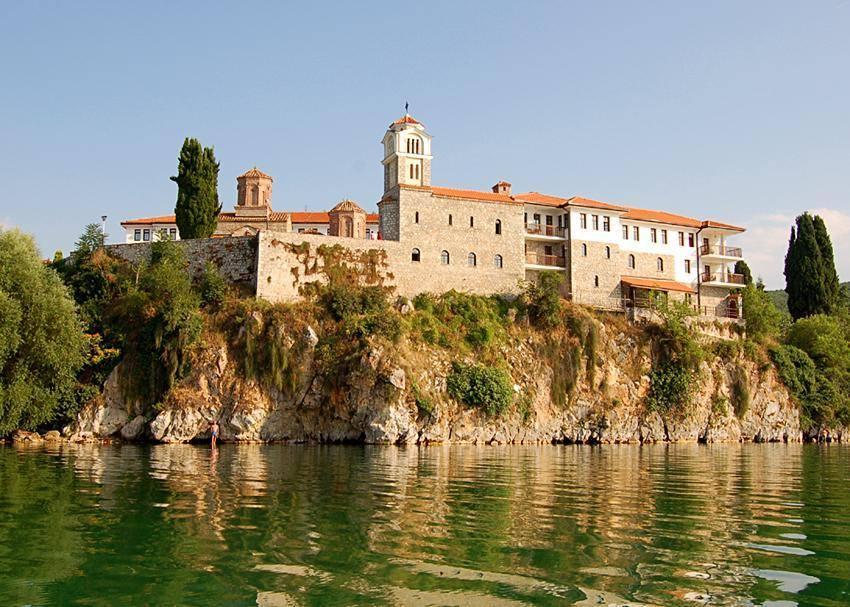 Monastery Sveti Naum