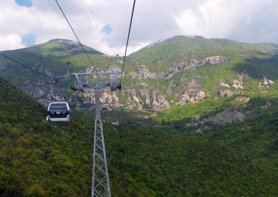 Mount Dajti, Albania