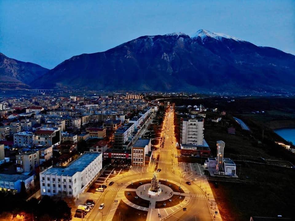 Kukes city - Albania