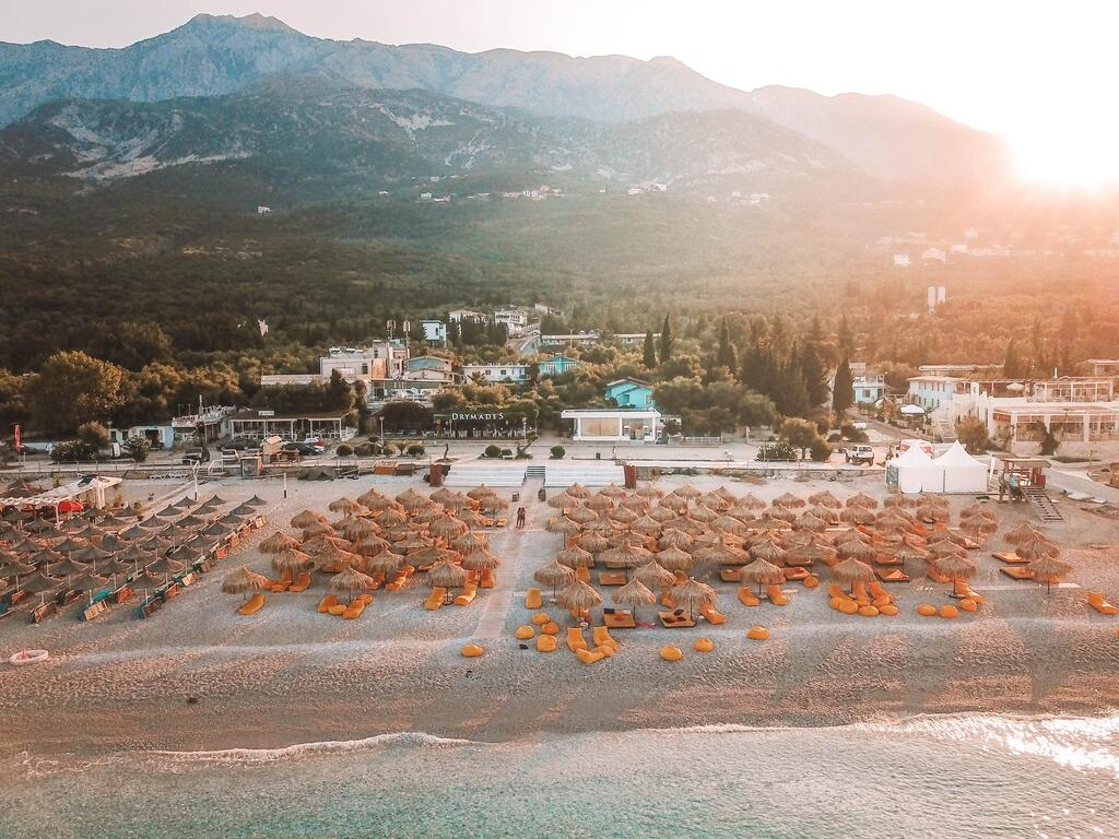 Drymade Beach, Albania