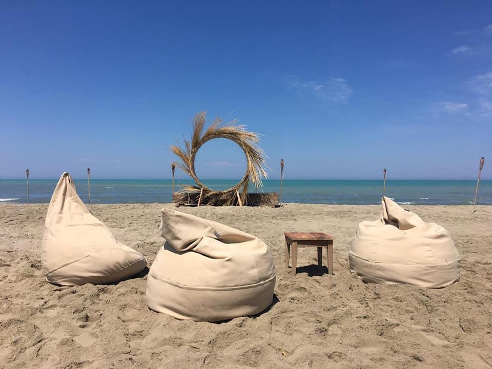 Fllake Beach, Durres, Albania